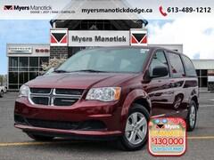 2019 Dodge Grand Caravan Canada Value Package - $172 B/W Van