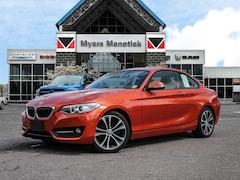 2014 BMW 2 Series 228I Sportline - $224 B/W Coupe