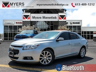 2015 Chevrolet Malibu LT - Bluetooth -  Siriusxm - $108 B/W Sedan