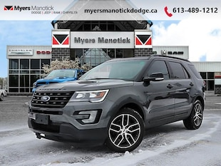 2016 Ford Explorer Sport - Leather Seats -  Navigation - $230 B/W SUV