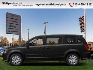 2019 Dodge Grand Caravan Canada Value Package - $158 B/W Van