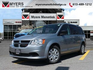 2019 Dodge Grand Caravan SXT - Uconnect - $188 B/W Van
