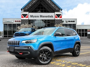 2019 Jeep Cherokee Trailhawk - Bluetooth - $213 B/W SUV