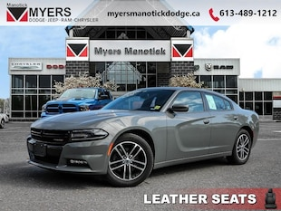 2019 Dodge Charger SXT Only 16,125 kms on This Destroyer Grey SXT AWD Sedan
