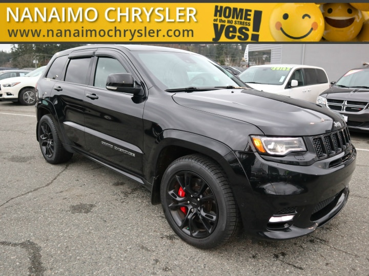 2017 Jeep Grand Cherokee SRT One Owner Navigation SUV