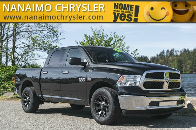 2017 Ram 1500 SLT One Owner Tow Package Truck Crew Cab