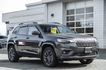 2020 Jeep Cherokee High Altitude 4x4 for sale in Nanaimo, BC