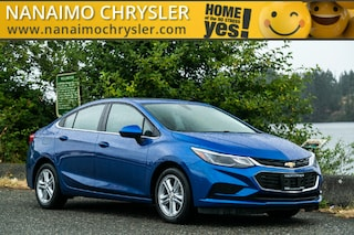 2018 Chevrolet Cruze LT Low Kilometers Power Sunroof  Sedan
