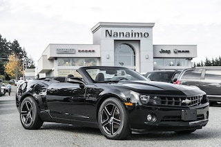 2012 Chevrolet Camaro 2LT One Owner Convertible