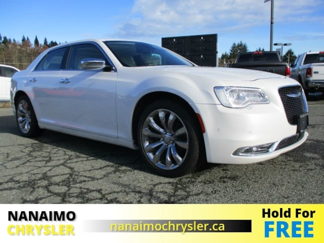 2016 Chrysler 300 C Factory Warranty Sedan