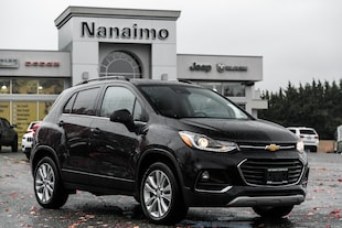 2020 Chevrolet Trax Premier No Accidents Power Sunroof SUV