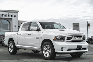 2018 Ram 1500 Sport One Owner No Accidents Truck Crew Cab