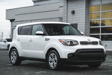 2019 Kia Soul LX No Accidents Hatchback for sale in Nanaimo, BC