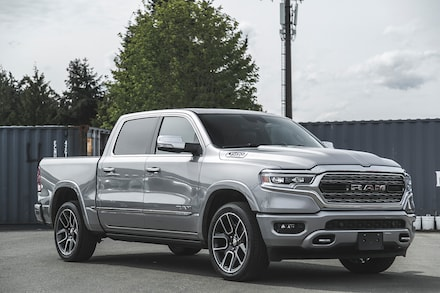 2020 Ram 1500 Limited One Owner No Accidents Truck Crew Cab for sale in Nanaimo, BC