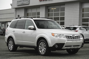 2013 Subaru Forester Limited Navigation Power Sunroof SUV