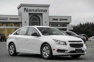 2016 Chevrolet Cruze Limited LS No Accidents Sedan