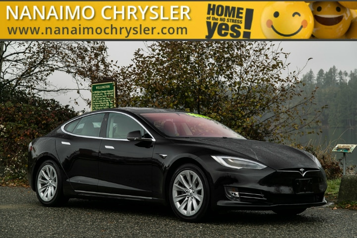 2017 Tesla Model S 100D No Accidents Low Kilometers Sedan