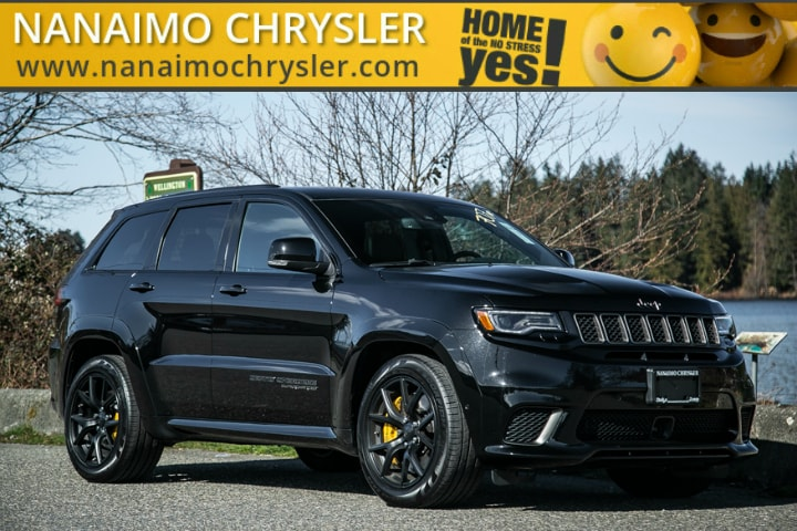 2018 Jeep Grand Cherokee Trackhawk One Owner No Accidents SUV
