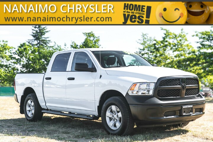 2018 Ram 1500 ST One Owner No Accidents Truck Crew Cab