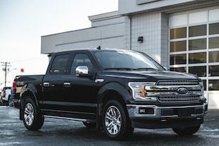 2020 Ford F-150 Lariat One Owner No Accidents Truck SuperCrew Cab