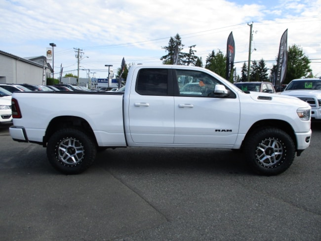New 2019 Ram All New 1500 Sport For Sale Nanaimo Bc