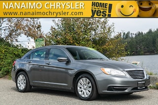2013 Chrysler 200 LX One Owner No Accidents Sedan