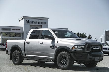 2021 Ram 1500 Classic Warlock 4x4 Crew Cab 5.6 ft. box 140 in. WB for sale in Nanaimo, BC