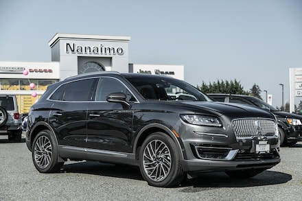 2019 Lincoln Nautilus Reserve One Owner No Accidents SUV