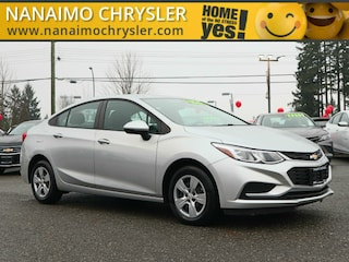 2018 Chevrolet Cruze L One Owner No Accidents Sedan