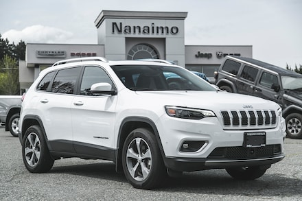 2020 Jeep Cherokee Limited SUV for sale in Nanaimo, BC