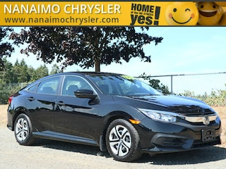 2018 Honda Civic LX One Owner No Accidents Sedan