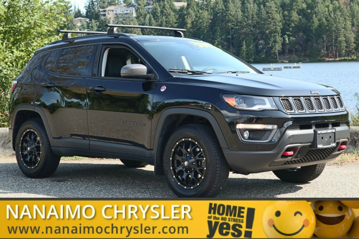 2018 Jeep Compass Trailhawk One Owner No Accidents SUV