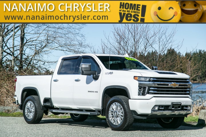 2020 Chevrolet Silverado 3500HD High Country One Owner No Accidents Truck Crew Cab
