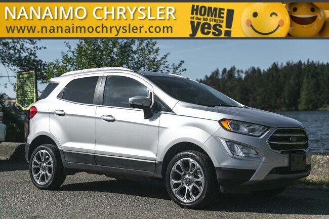2018 Ford EcoSport Titanium One Owner No Accidents SUV
