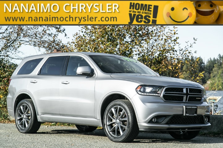2018 Dodge Durango GT No Accidents 6 Passenger  SUV