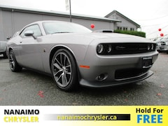 2018 Dodge Challenger Scat Pack Shaker Coupe