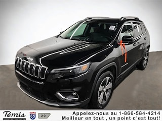 2019 Jeep Cherokee Limited 4X4 V6 ***Full Load *** 6 Month No Paiemen VUS