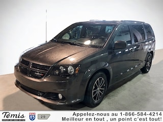 2019 Dodge Grand Caravan GT *** 6 Month No Paiement *** Promotion Buy Onlin Minifourgonnette