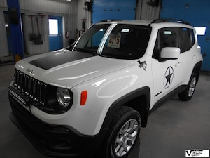 2015 Jeep Renegade North 4x4