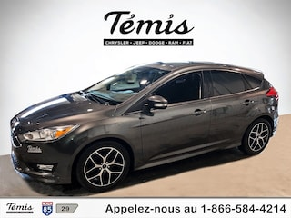 2018 Ford Focus SE Hatchback *** 6 Month No Paiement *** Promotion À hayon