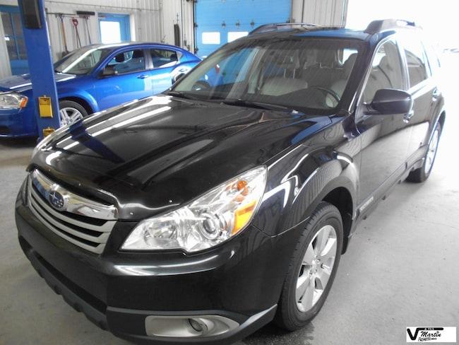 2011 Subaru Outback 3.6R Familiale