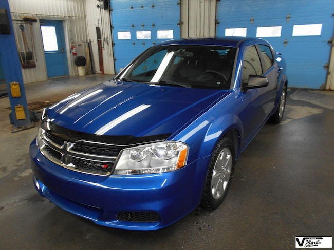 2013 Dodge Avenger 2.4L 4cyl Berline