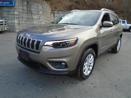 2021 Jeep Cherokee North 4x4