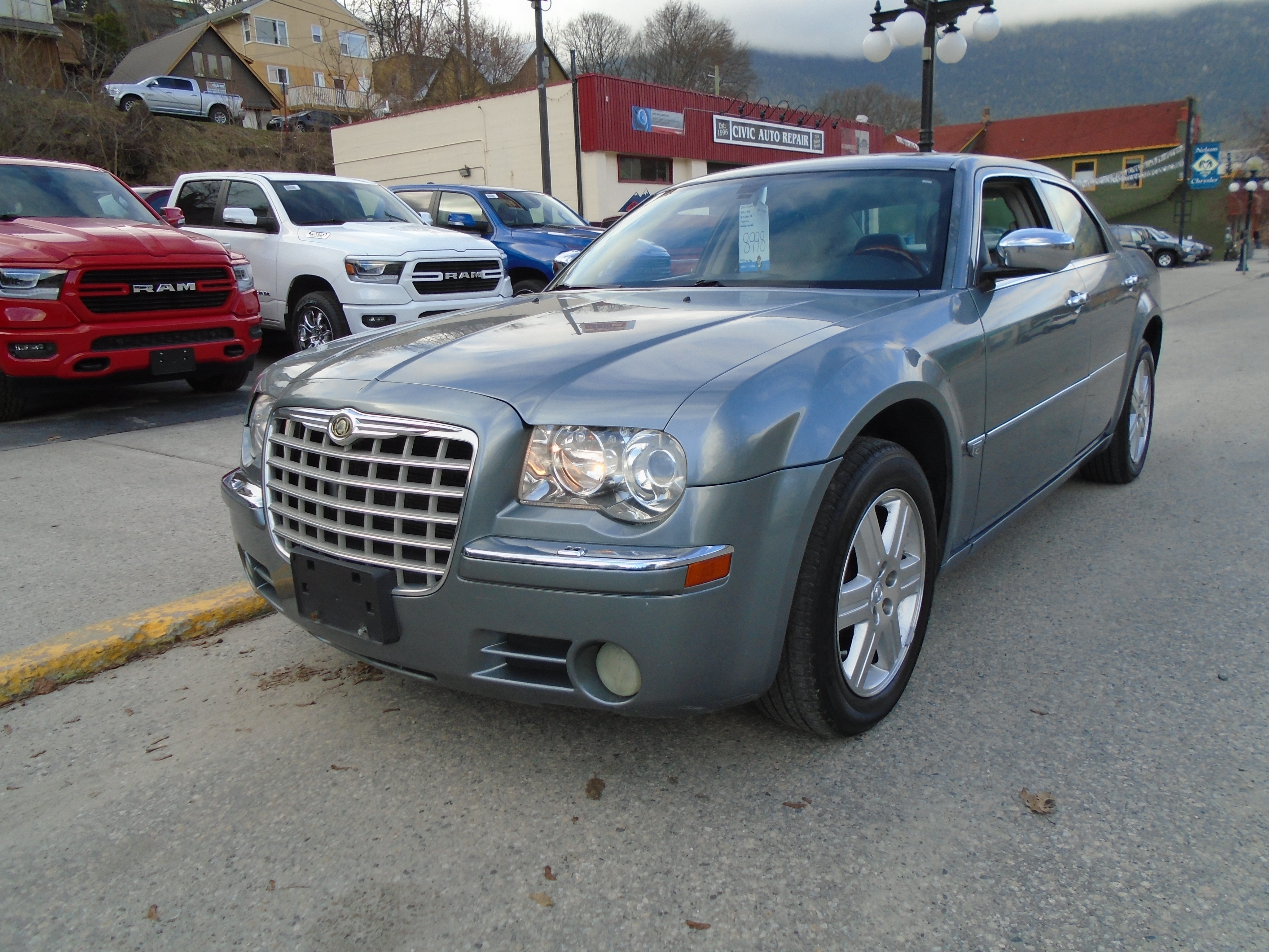2006 Chrysler 300 300C AWD LEATHER SUNROOF Sedan