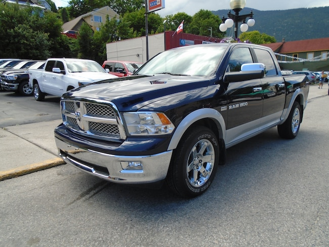 2012 Ram 1500 LARAMIE POWER SUNROOF Cabine Crew