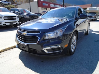 2015 Chevrolet Cruze LT1 4CYL BACK UP CAMERA Sedan