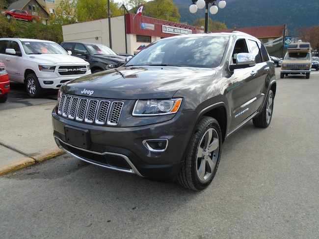2015 Jeep Grand Cherokee LTD, tow pkg, sunroof, Nav SUV