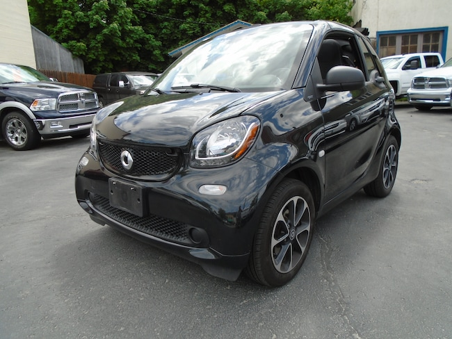 2017 smart for2 Passion Convertible Coupe