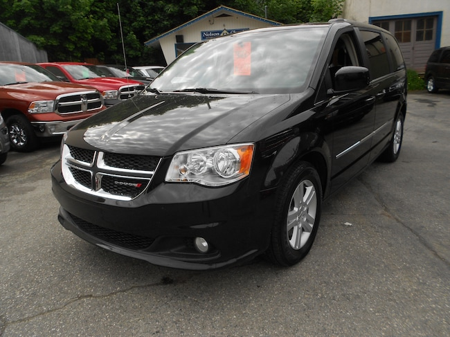 2016 Dodge Grand Caravan CREW STOW & GO Mini-Fourgonnette