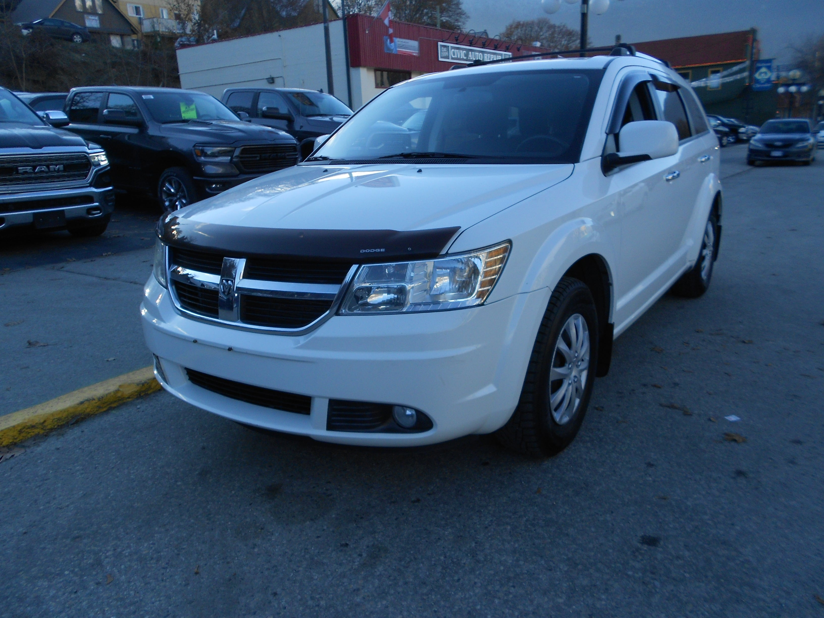 2010 Dodge Journey RT AWD Leather VUS